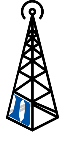 Image of duke radio tower logo
