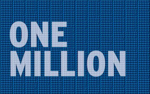 image of one millionth